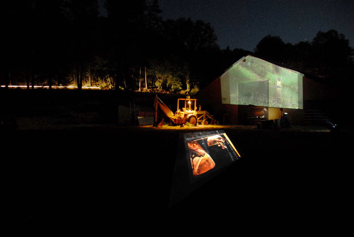 ShortFilms_Barn installation